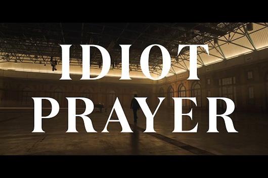 ニック・ケイヴのソロ・ピアノ・パフォーマンス映像『Idiot Prayer』有料配信、日本でも視聴可能に!