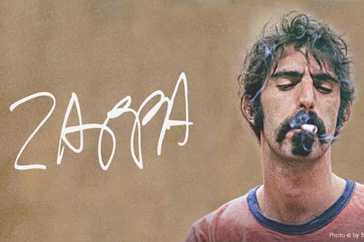 フランク・ザッパ待望のドキュメンタリー『Zappa』、トレーラー公開