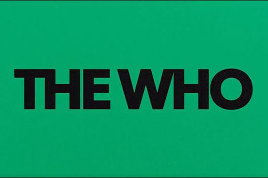 ザ・フー、最新作『WHO』に最新ライヴ・アルバムが付いた2CDデラックス盤が本日発売