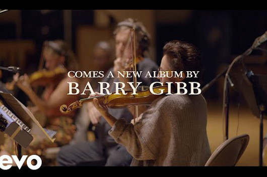 ビー・ジーズのバリー・ギブ、ニュー・アルバム『Greenfields』1月発売