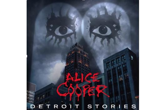 アリス・クーパーのニュー・アルバム『Detroit Stories』、2021年2月発売