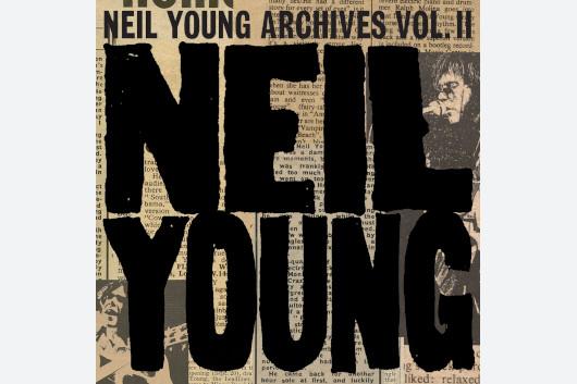 ニール・ヤングの『Archives Vol. 2』、2021年3月に市販向けエディション発売