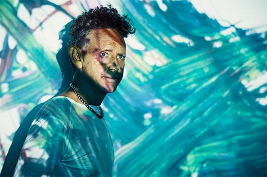 デペッシュ・モードのマーティン・ゴア、ソロEPから新曲「Mandrill」公開