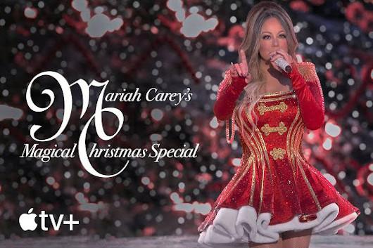 マライア・キャリーのクリスマス・スペシャル、12月4日にApple TV Plusで配信