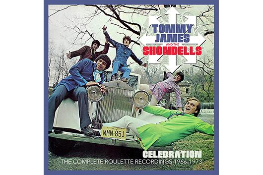 60年代のヒットメーカー、トミー・ジェイムス&ザ・ションデルズのボックスセット発売