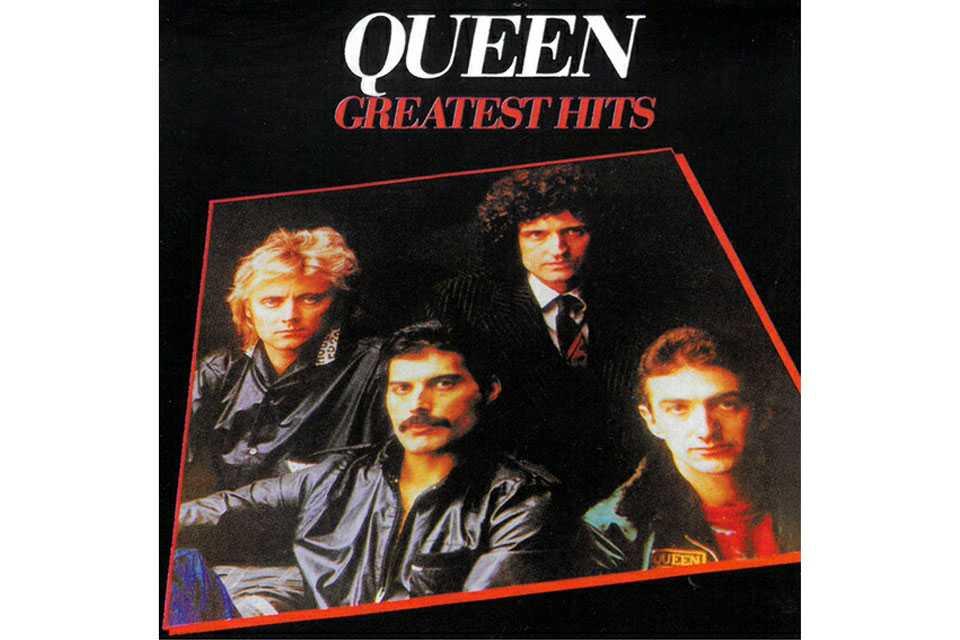クイーン1981年の『グレイテスト・ヒッツ』、ビルボード200チャートで第8位に
