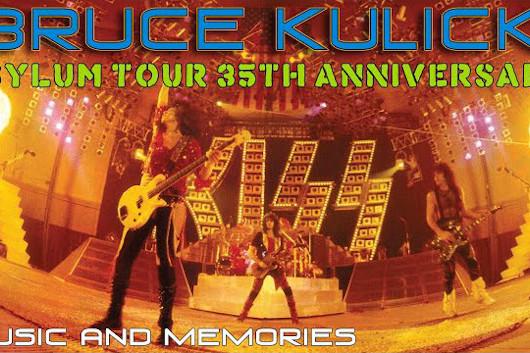 KISSが1985年にカヴァーしたザ・フーの「Won't Get Fooled Again」、ライヴ映像初公開