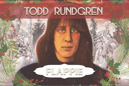 トッド・ラングレン、クリスマス曲「Flappie」をカヴァーしたリリック・ビデオ公開 2021年のヴァーチャル・ツアー(2/14-3/22)も発表