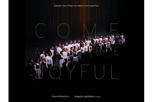 ビョークとアイスランドの合唱団がコラボした「Sonnets」のアカペラ・ヴァージョン公開