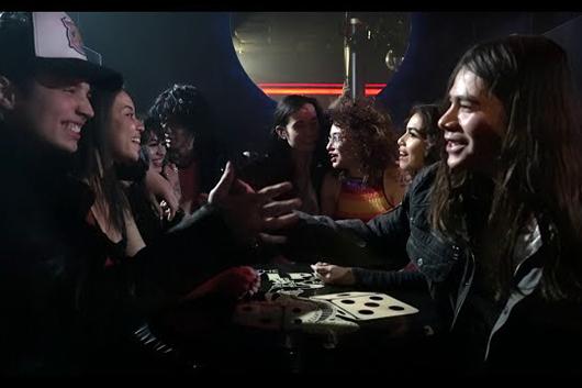 2世バンドのサスペクト208、セカンド・シングル「All Black」のミュージック・ビデオ公開