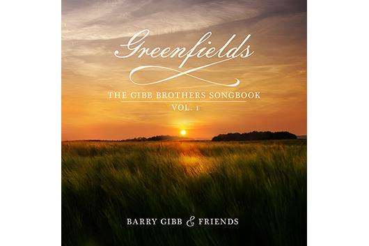 ビー・ジーズのバリー・ギブ、新作『グリーンフィールズ:ザ・ギブ・ブラザーズ・ソングブック Vol. 1』本日発売