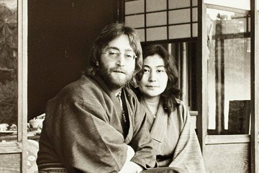 ジョンとヨーコお忍び来日から50年。歌舞伎に涙した、日本滞在時秘話の数々。「ダブル・ファンタジー展」はヨーコの米寿の誕生日2/18まで会期延長