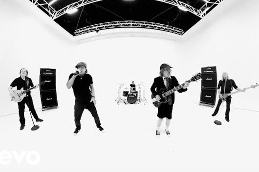 AC/DC、最新アルバム『Power Up』から「Realize」のミュージック・ビデオ公開