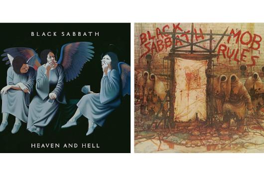 ブラック・サバス、3月発売の『Heaven And Hell』と『Mob Rules』のデラックス版から未発表ライヴ音源2曲公開
