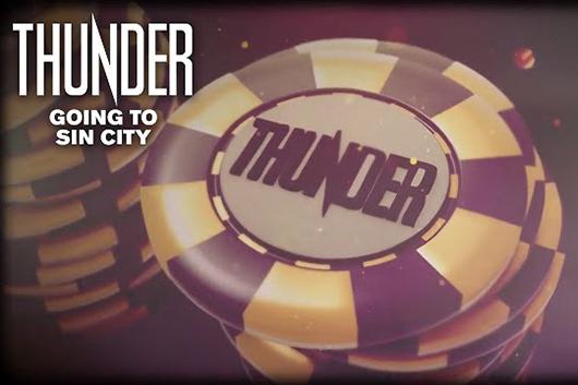 サンダー、3/12発売のニュー・アルバムからのシングル・カット「 Going To Sin City」リリック・ビデオ公開