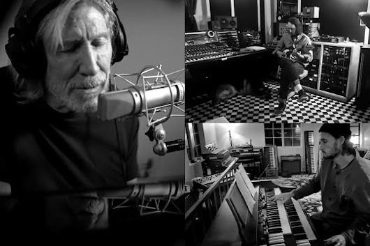 ロジャー・ウォーターズ、「The Gunner's Dream」のミュージック・ビデオ公開