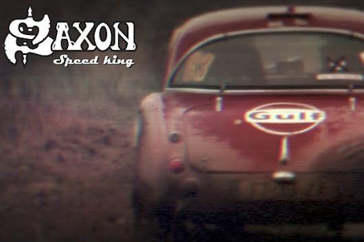 サクソン、ディープ・パープルの「Speed King」をカヴァーしたミュージック・ビデオ公開