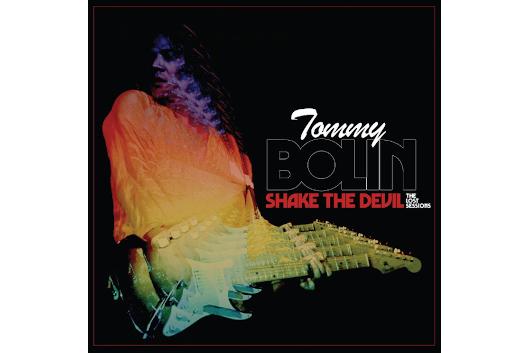 伝説のギタリスト、故トミー・ボーリンの未発表デモを収録したコレクション・アルバム発売