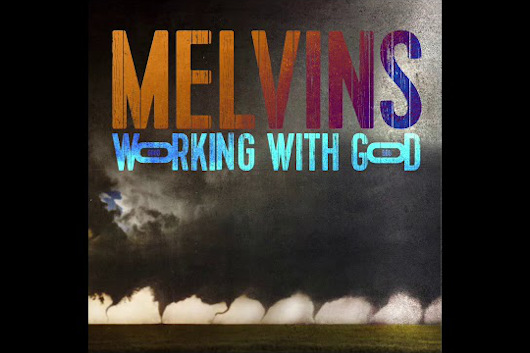 メルヴィンズ、2/26発売のアルバム『ワーキング・ウィズ・ゴッド』より「Caddy Daddy」と「Brian The Horse-Faced Goon」を公開