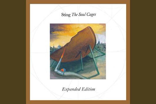 スティング1991年の『The Soul Cages』、30周年記念エクスパンディッド・エディションがデジタル/ストリーミングでリリース