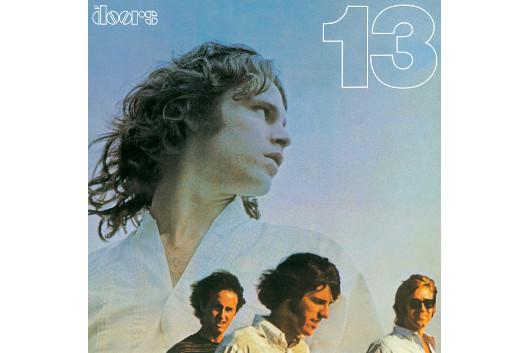 ドアーズ1970年の初ベスト盤『13』、ブラック・ヴァイナルのみでリイシュー