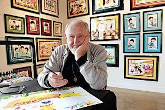 ビートルズのアニメーター、ロン・キャンベルが81歳で死去