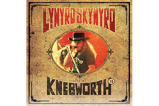 レーナード・スキナード、ライヴ・アルバム『Live at Knebworth '76』4月発売