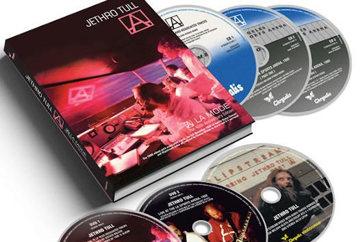 ジェスロ・タル1980年のアルバム『A』、40周年記念デラックス・エディション4月発売