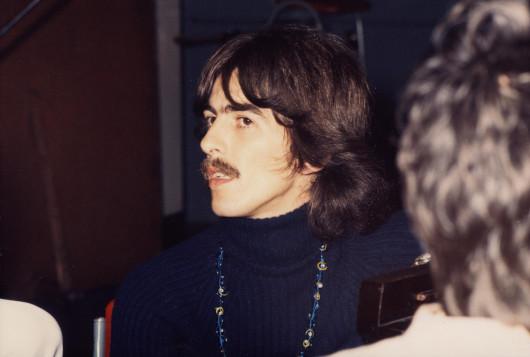 本日2/25はジョージ・ハリスンの誕生日! ジョージ公式ツイッターでも紹介された益田 洋作品をご存知ですか?