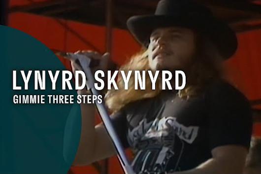 レーナード・スキナード、4月発売のライヴ作品から「Gimme Three Steps」のライヴ映像とトレーラー公開