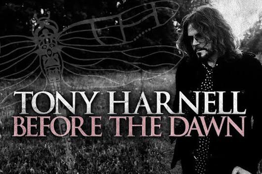 元TNTのトニー・ハーネルがカヴァーしたジューダス・プリーストの「Before The Dawn」、リリック・ビデオ公開