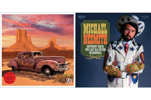 モンキーズ、ミッキー・ドレンツは5月に新ソロ・アルバム『Dolenz Sings Nesmith』発売、マイク・ネスミスは4月にレア・トラック集発売