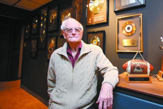 ゴールドワックス・レコードの創始者、クイントン・クランチが99歳で死去