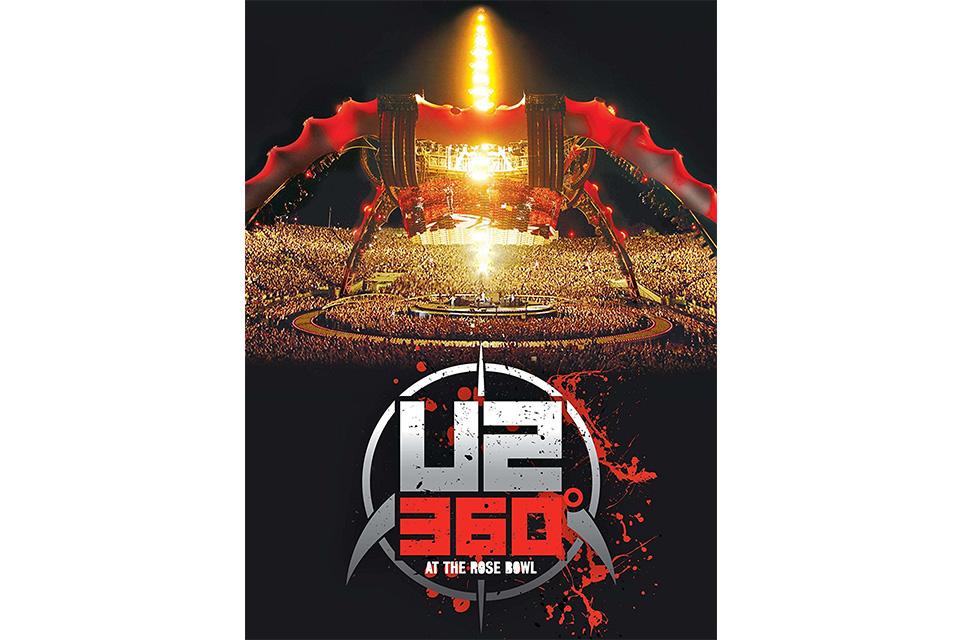 """U2の巨大ステージセット""""クロウ""""が永住の地へ"""
