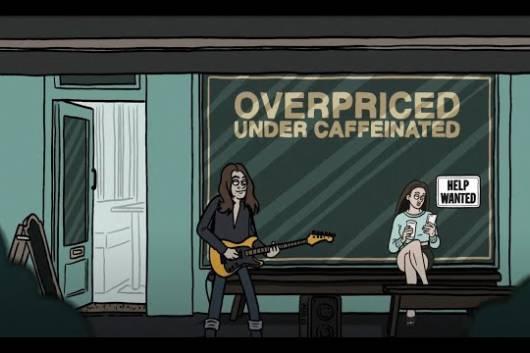 マイルス・ケネディ、新作「The Ides Of March」から「Get Along」のアニメMVとラジオで披露した2曲のパフォーマンス映像公開