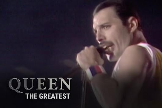 クイーン結成50周年記念YouTubeシリーズ「Queen The Greatest」、第6弾「1975 Bohemian Rhapsody」公開