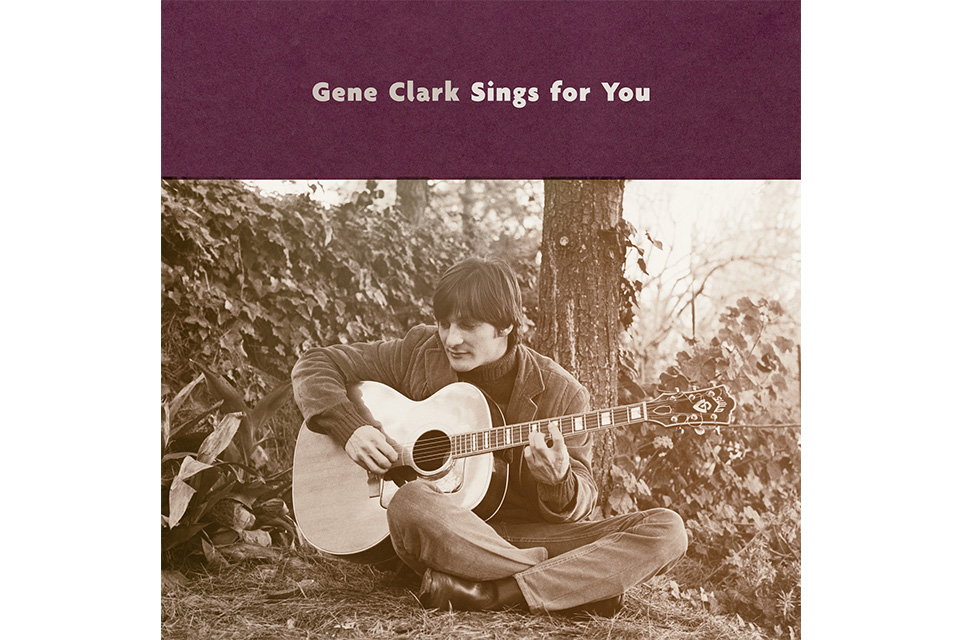 ジーン・クラークの未発表LPがまもなく発売