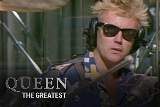 クイーン結成50周年記念YouTubeシリーズ「Queen The Greatest」、第7弾・ヒット曲の裏側:ロジャー・テイラー編