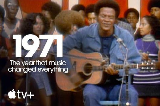 マーヴィン、ストーンズ、レノン、ハリスン、ザ・フー、マーリーらをフィーチャーした音楽ドキュメンタリー『1971:The Year That Music Changed Everything』、トレーラー公開