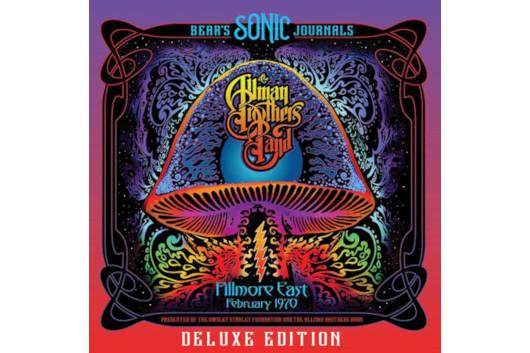 オールマン・ブラザーズ・バンド、1970年フィルモア・イースト全3公演を完全収録したデラックス・エディション6月発売