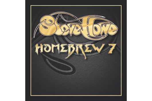 イエスのスティーヴ・ハウ、アルバム『Homebrew 7』7月発売