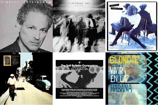 今週のワーナー輸入盤情報、目玉はリンジー・バッキンガム新作とフリートウッド・マックの1980年『ライヴ』拡大盤! ティナ・ターナー、ブエナ・ヴィスタS.C.も拡大盤で!