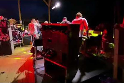 グレッグ・オールマンの孫、オリオン・グレゴリーがハモンドB3でステージ・デビュー