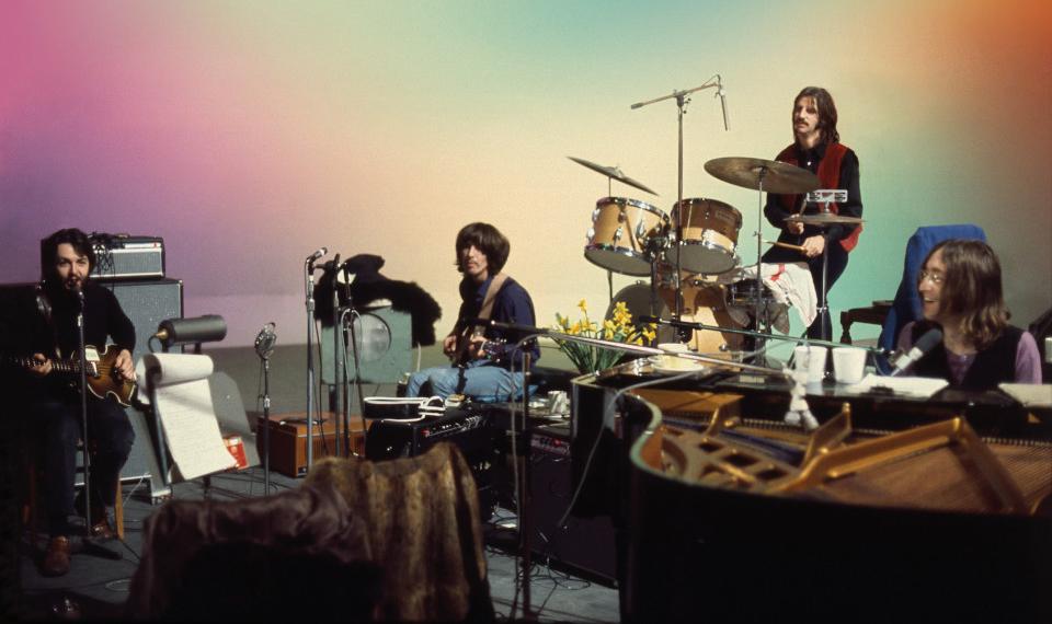 解散約50年で初めて明かされる《衝撃の真実》──ディズニープラスにて、オリジナル・ドキュメンタリー・シリーズ 『ザ・ビートルズ:Get Back』11月公開
