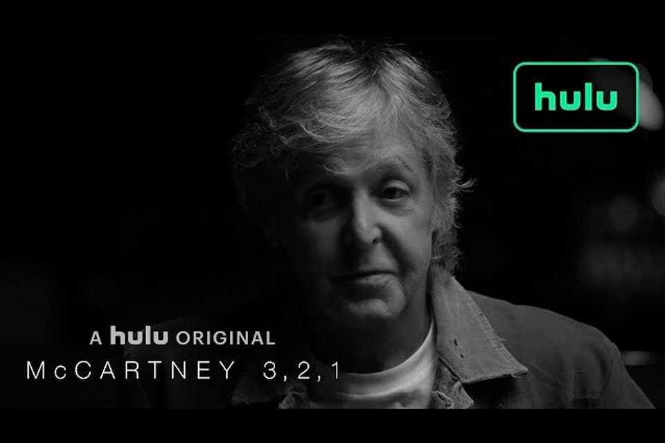 ポール・マッカートニーxリック・ルービンの新ドキュメンタリー『McCartney 3,2,1』、新トレーラーと6エピソードの内容公開