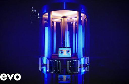 チャーチズ、新アルバム『Screen Violence』から新曲「Good Girls」公開
