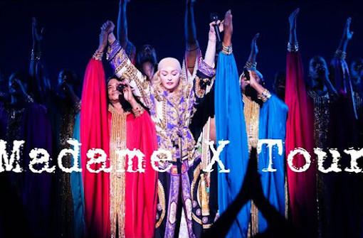 マドンナのコンサート・ドキュメンタリー『マダム X』、ティーザー公開
