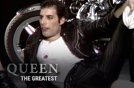 クイーン結成50周年記念YouTubeシリーズ「Queen The Greatest」、第18弾「1979年 愛という名の欲望」公開