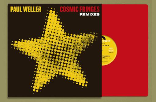 ペット・ショップ・ボーイズとアンドリュー・イネスがリミックスしたポール・ウェラーの「Cosmic Fringes」、7月23日発売