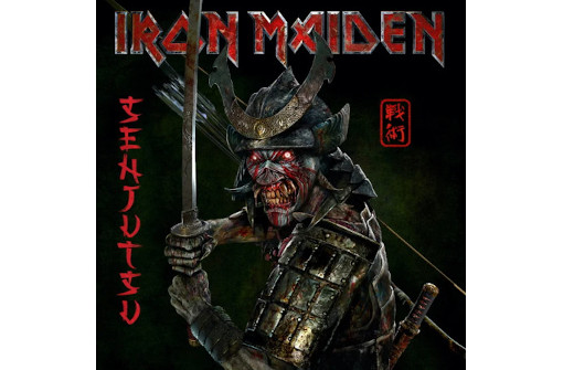 アイアン・メイデン、6年ぶりの新スタジオ・アルバム『Senjutsu』9月発売